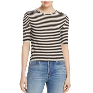 Vince striped top NWT